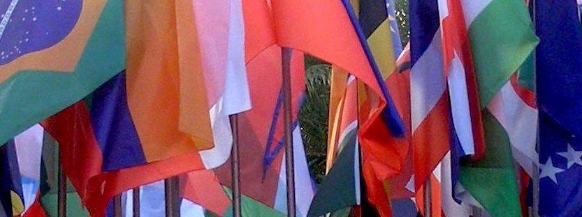 COP flags